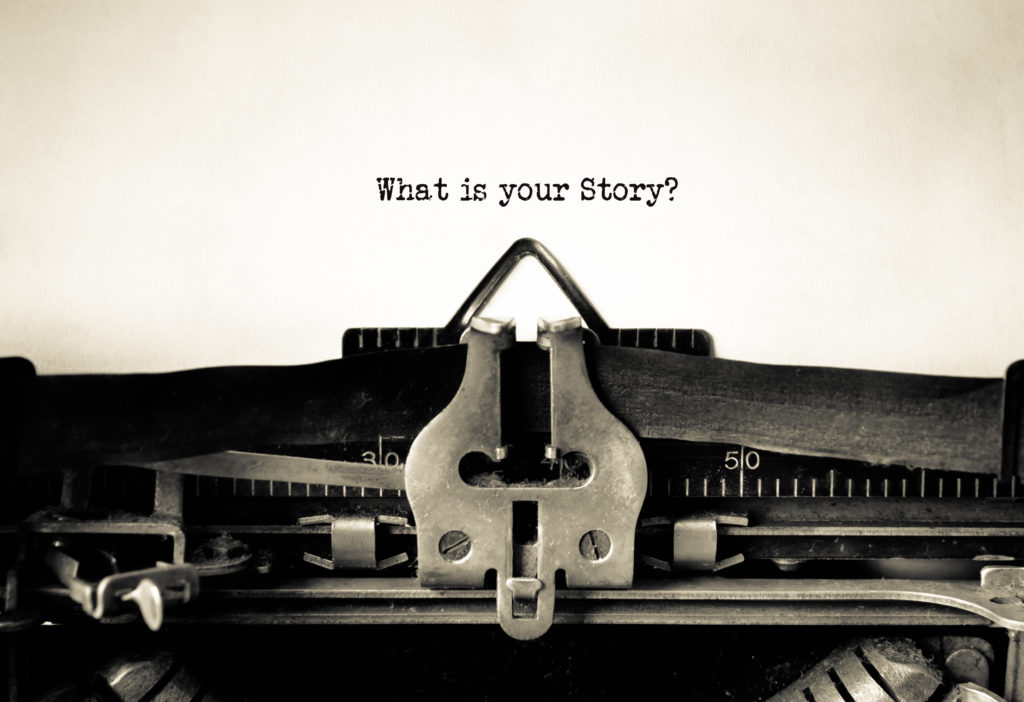 Facts tell, Stories sell – Your Signature Sales Story
